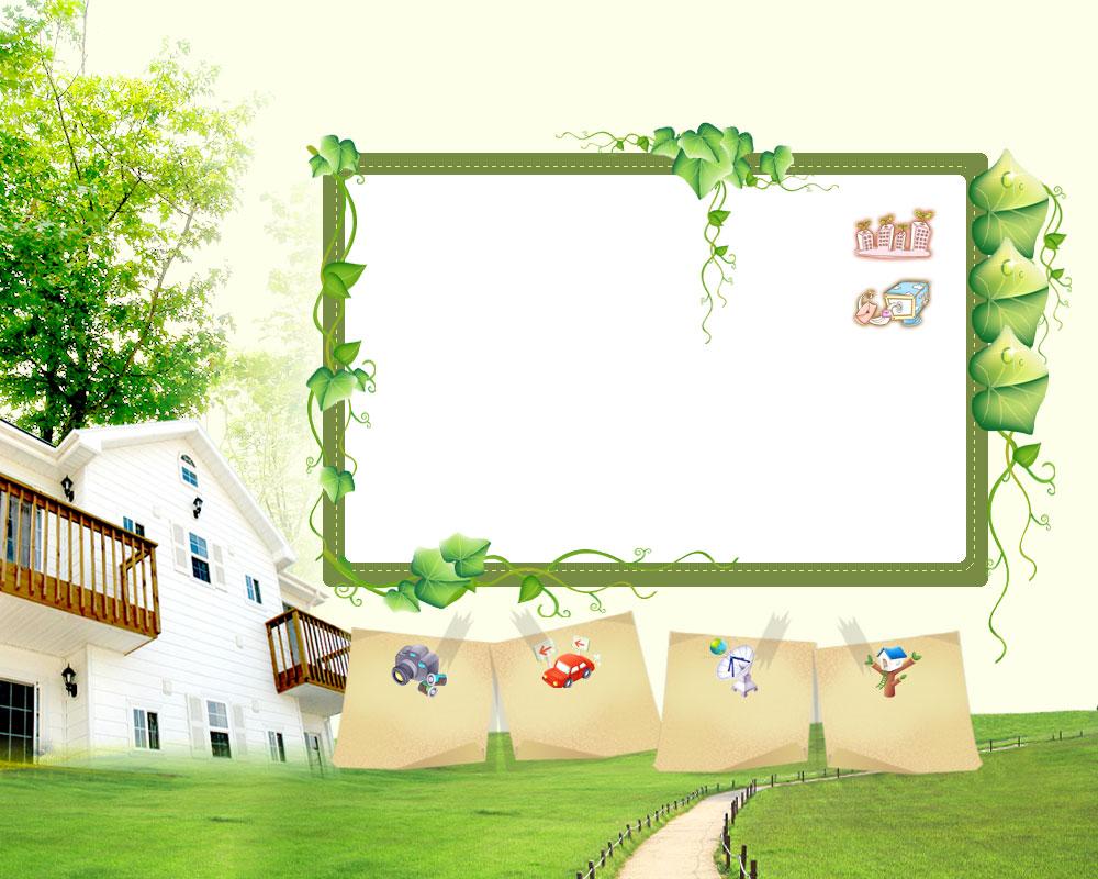 ppt 背景 背景图片 边框 模板 设计 素材 相框 1000_800